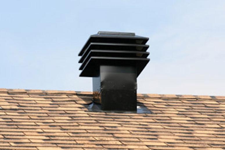 Ventilation entre-toit